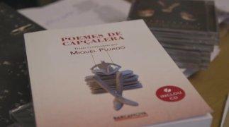 Poemes de capçalera de Miquel Pujadó. Tria33 de TV3 amb Pau Benavent