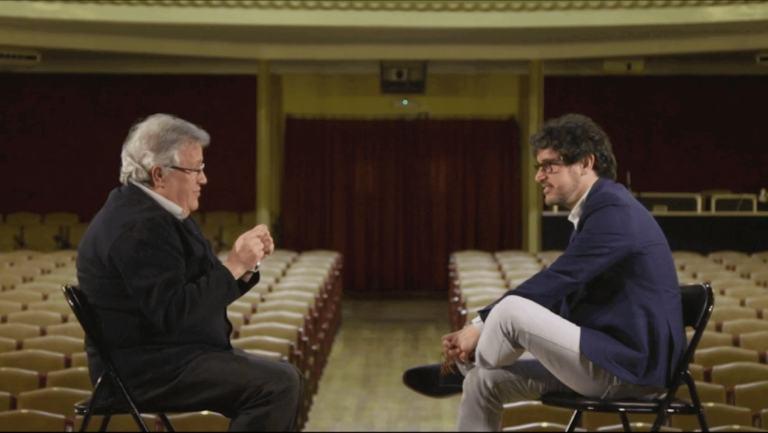 Pau Benavent i Josep Viana TV3