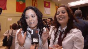 Banda Simfònia La Sonora tv3 Pau Benavent Certamen La Sénia. Bessones