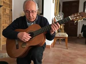 Fermín Pardo. Entrevista Pau Benavent per a VilaWeb