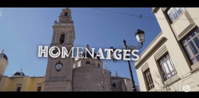 Antoni Puchades. Programa Homenatges d'À Punt. Editor musical. Pau Benavent. Capçalera