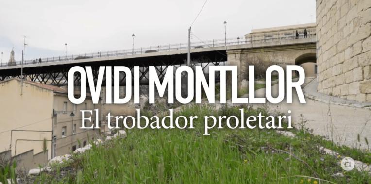 Capítol Ovidi Montllor. Programa Homenatges d'À Punt. Editor musical Pau Benavent.
